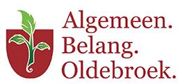 Algemeen. Belang. Oldebroek. Logo